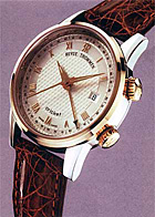 CRICKET - The first wristwatch with an alarm
