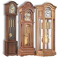 Repair of the grandfather clock in Ukraine
